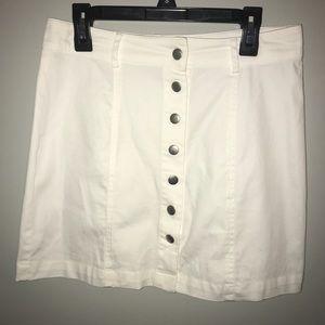 Dresses & Skirts - White skirt